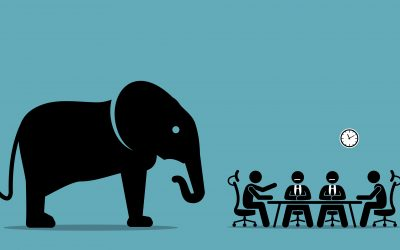 Are you ignoring the Elephant in the room?